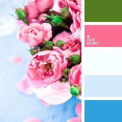Цветовая палитра №1