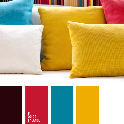 Цветовая палитра №114