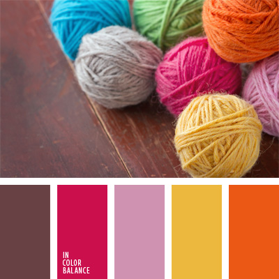 Цветовая палитра №119