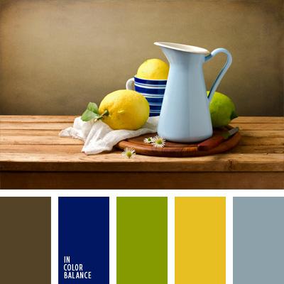 Цветовая палитра №123