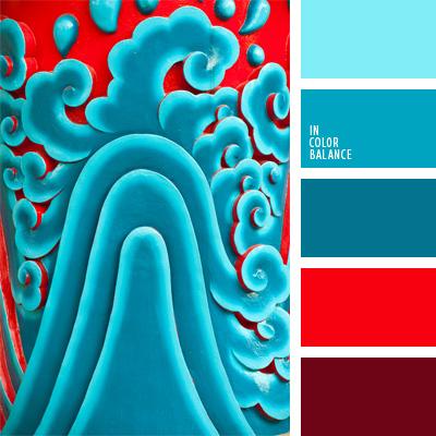 Цветовая палитра №124
