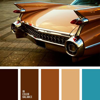 Цветовая палитра №127