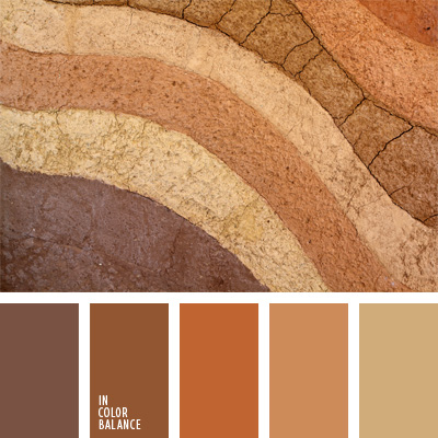 Цветовая палитра №128