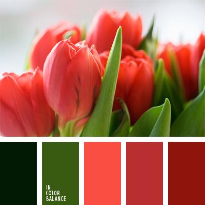 Цветовая палитра №134