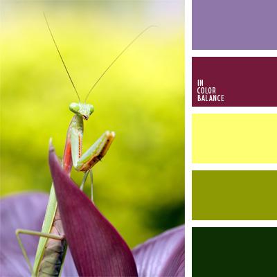 Цветовая палитра №136