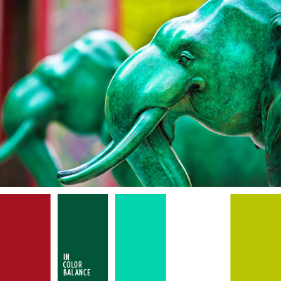 Цветовая палитра №139