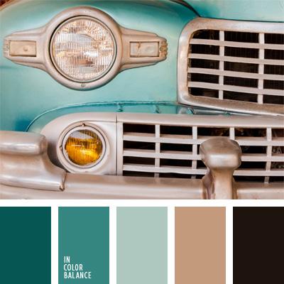 Цветовая палитра №141