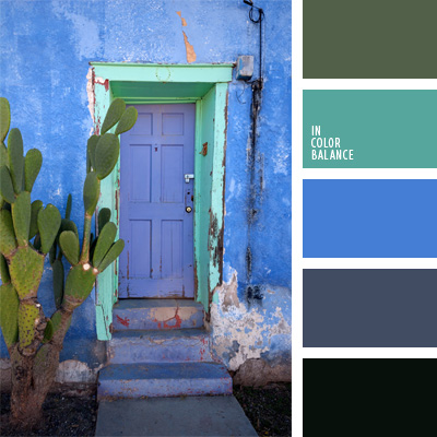 Цветовая палитра №144