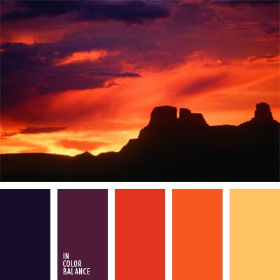Цветовая палитра №147