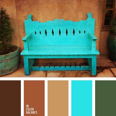 Цветовая палитра №148