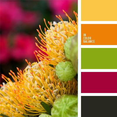 Цветовая палитра №154