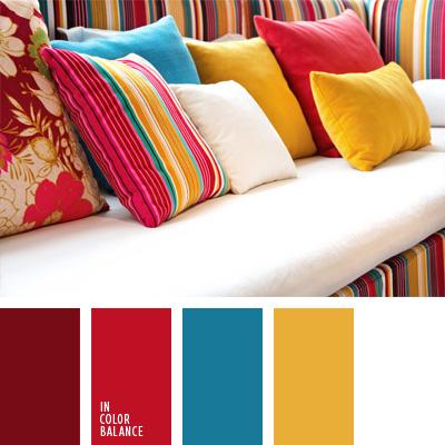 Цветовая палитра №166