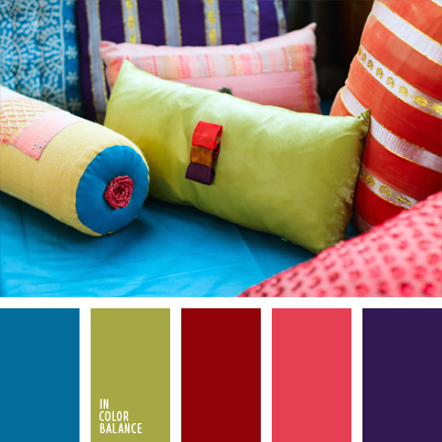 Цветовая палитра №186