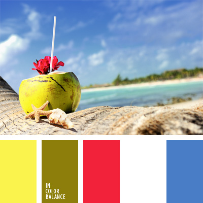 Цветовая палитра №188