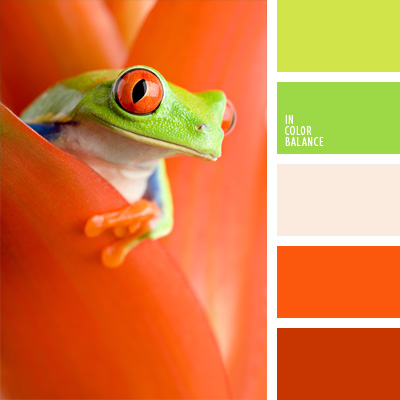Цветовая палитра №195