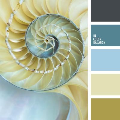 Цветовая палитра №196