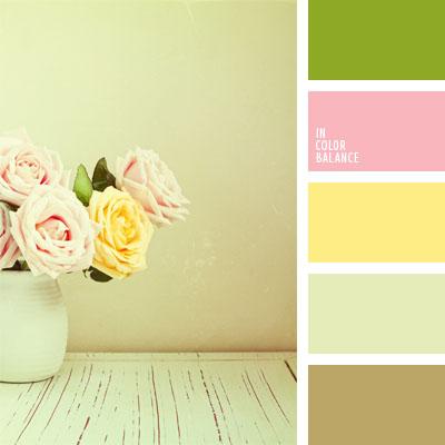 Цветовая палитра №2