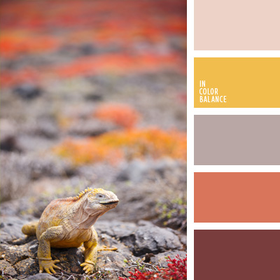 Цветовая палитра №222