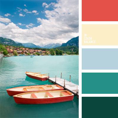 Цветовая палитра №23