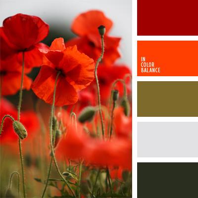 Цветовая палитра №234