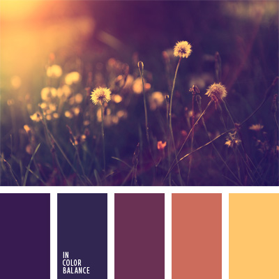 Цветовая палитра №237