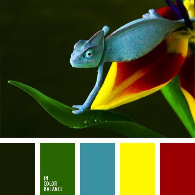 Цветовая палитра №241