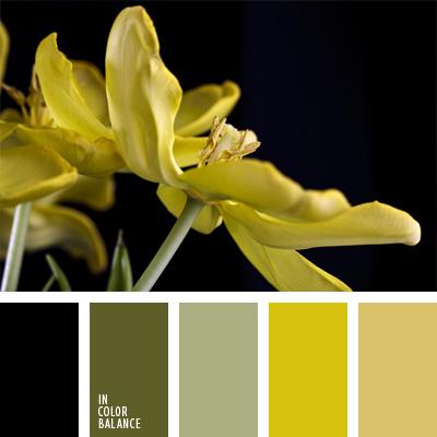 Цветовая палитра №246