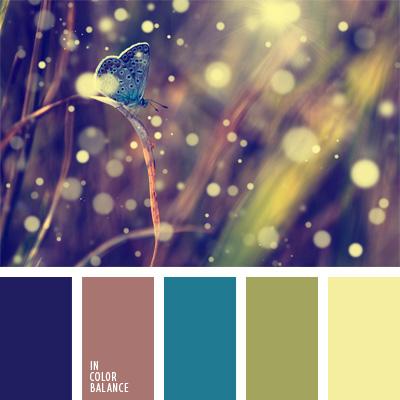 Цветовая палитра №247