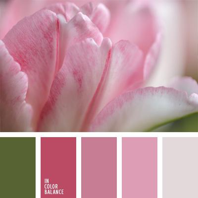Цветовая палитра №253