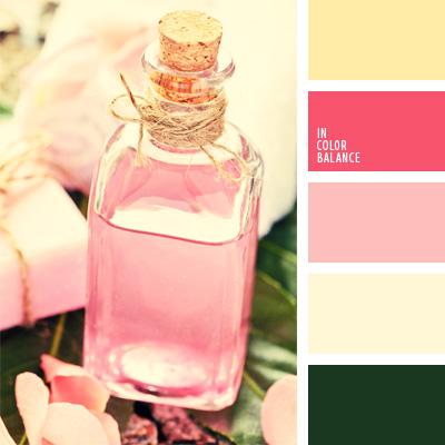 Цветовая палитра №257