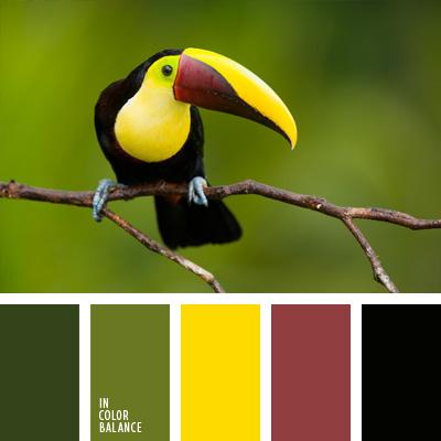 Цветовая палитра №259