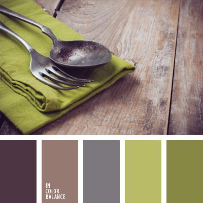 Цветовая палитра №260