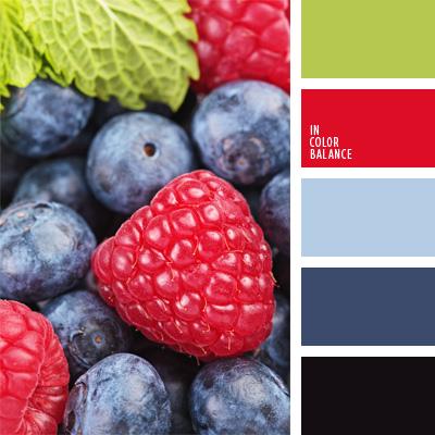 Цветовая палитра №263