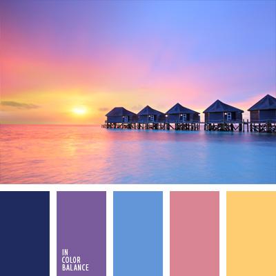 Цветовая палитра №268
