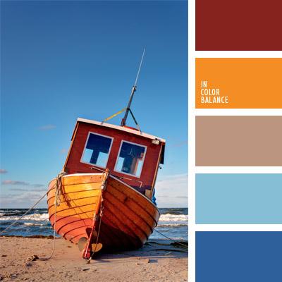 Цветовая палитра №282