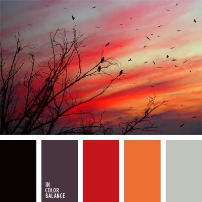 Цветовая палитра №285