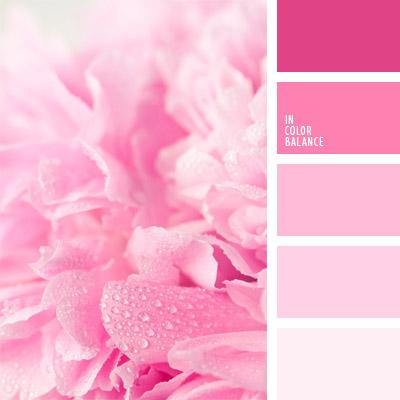 Цветовая палитра №287