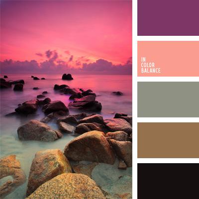 Цветовая палитра №33