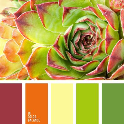 Цветовая палитра №40