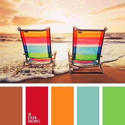 Цветовая палитра №48