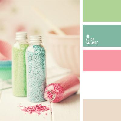 Цветовая палитра №5
