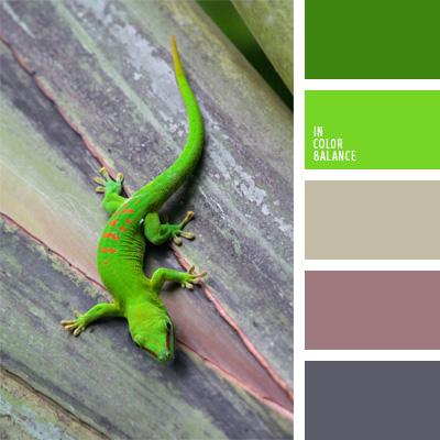 Цвет фиолетово-серый