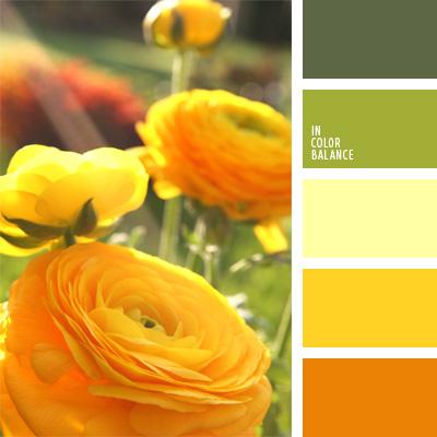 Цветовая палитра №72