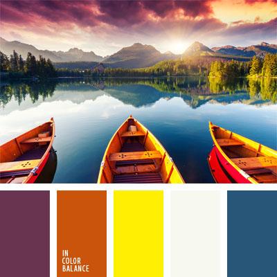 Цветовая палитра №8