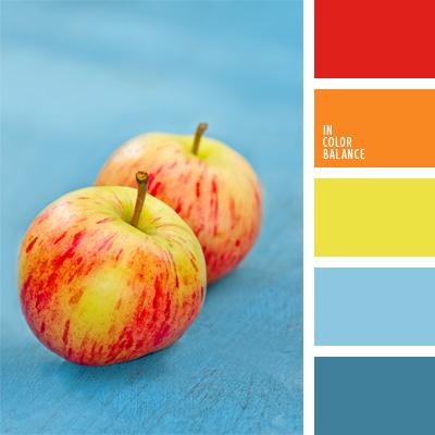 Цветовая палитра №86