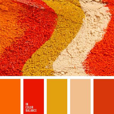 Цветовая палитра №89