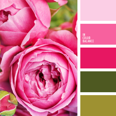 Цветовая палитра №91