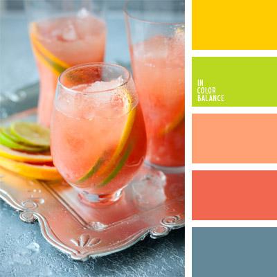 Цветовая палитра №309