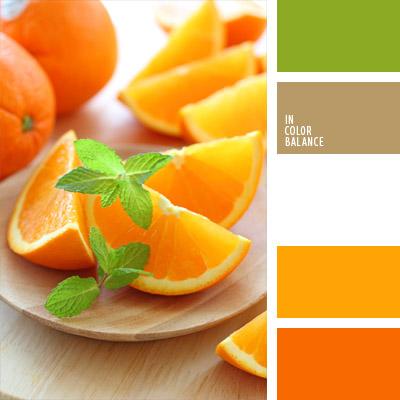 Цветовая палитра №317