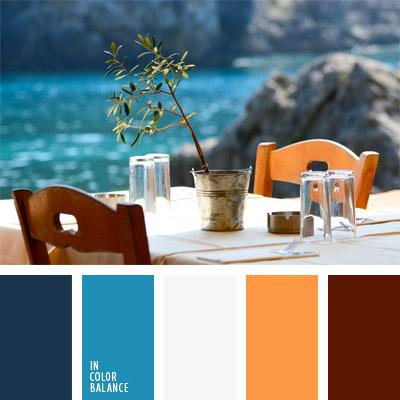 Цветовая палитра №319
